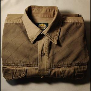 Cabela's Tan Hunting Shirt